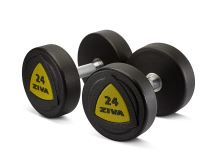 ZVO Urethane Dumbbell 20kg-yellow