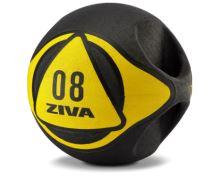 ZVO Gripped Medicine Ball 8kg